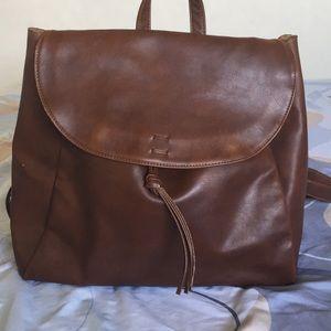 Merona brown backpack 🎒